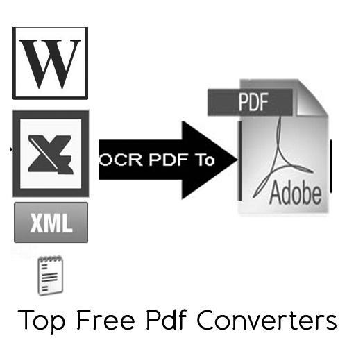 Top Free Pdf converters