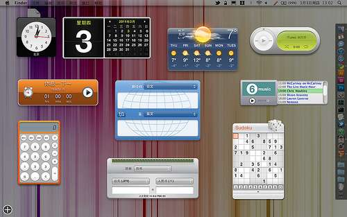 15 Essential Mac Widgets for Developers