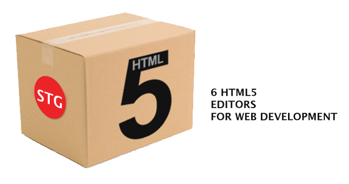 html5 text editors