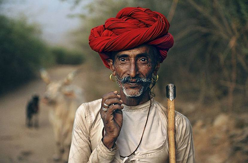 Iconic Photographers : Steve McCurry | Expedition to India