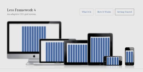 12 HTML5-CSS FrameWorks For Easy WebDevelopment