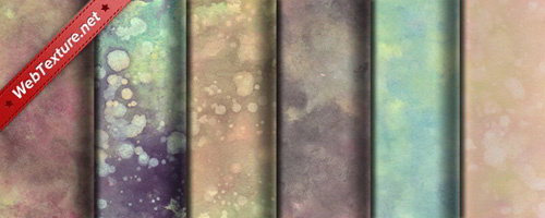 10 abstract watercolor textures