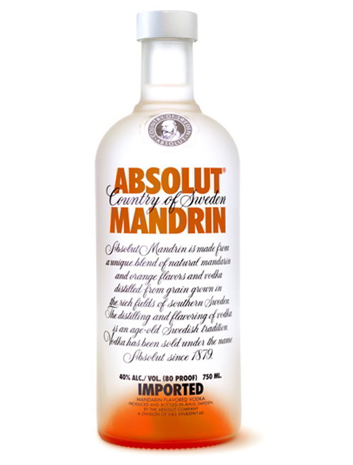 Absoulte Vodka