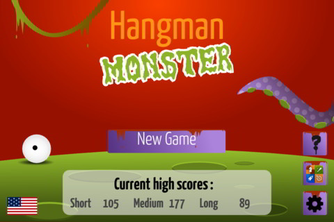 Hangman Monster