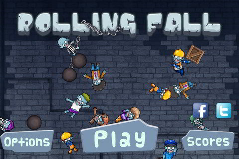 Rolling Fall