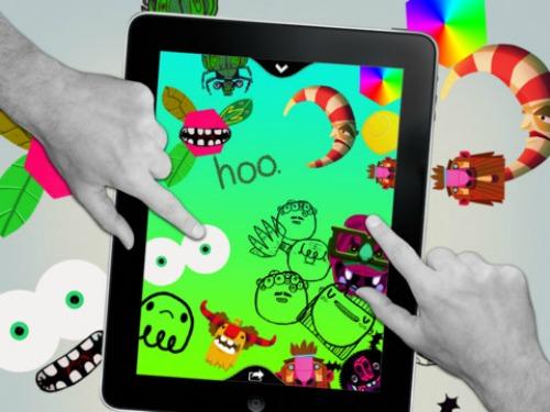 Granimator iPad App