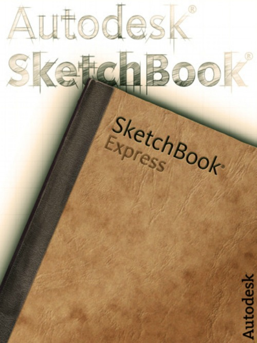 Sketchbook Express iPad App