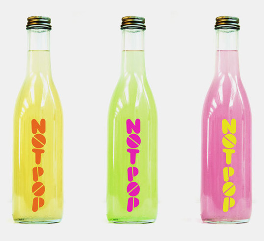 bottle product packaging design