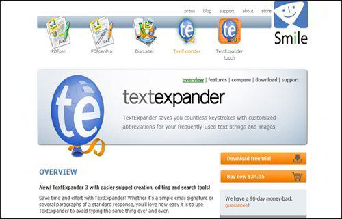 Text Expander