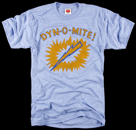 Dynomite TV Series Teeshirt