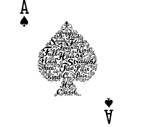 Poker Ace Tshirt