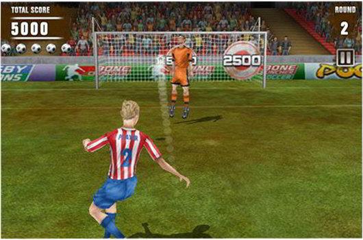 Footbal Kicks