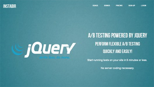 best jquery plugin