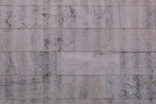 Marble Stone wall