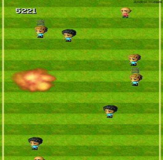 Android - Soccer Jump