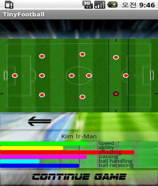 Tiny Football for Android