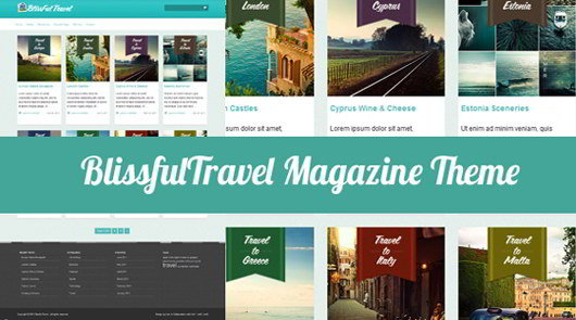 Blissfull Travel Magazine