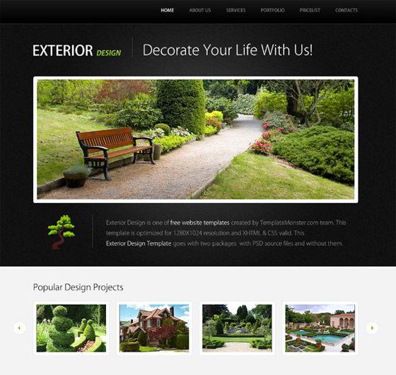 Exteriro Design
