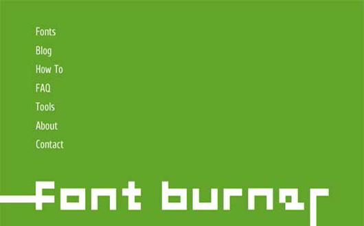 Fontburner Typography Plugin