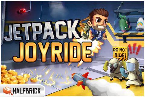 JetPack Joy Ride