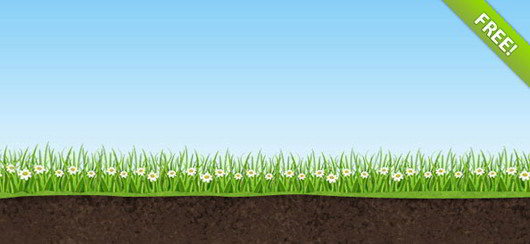 Nature_Background_with_Sky_Grass_and_Earth_
