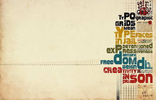 Typography Grid