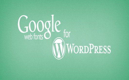 Wordpress Google Fonts Typography Plugin