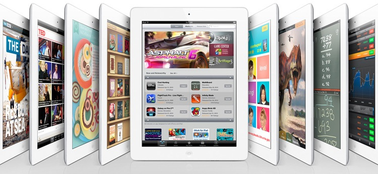 iPad app resources