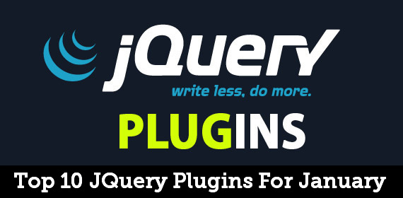 Top 10 Jquery Plugins 2012