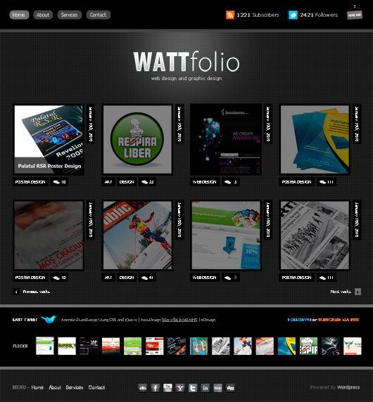 Watt Folio