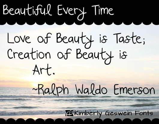 Beautiful Everytime