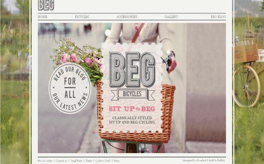 Beg Bicycle