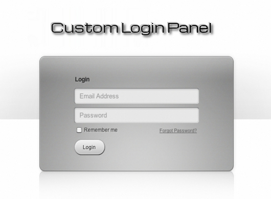 Custom Login Panel Plugins For Wordpress