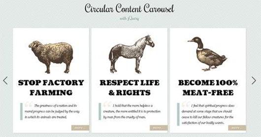 Circular-Content-Carousel