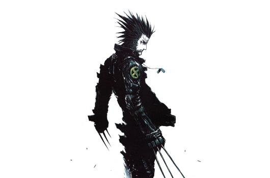 Evil Wolverine