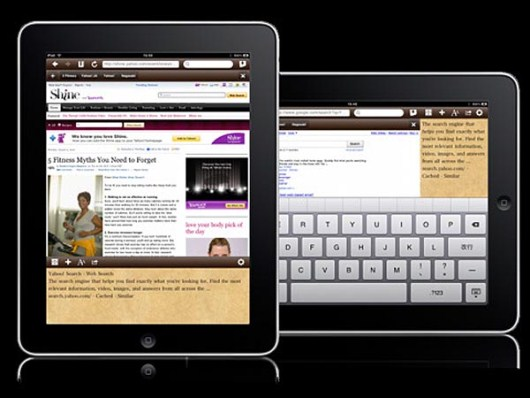Free iPad Web Browsers