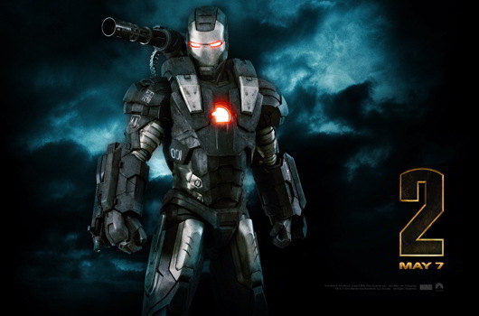 Iron Man 2 - Black Suite
