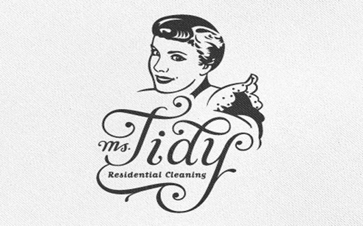 Ms. Tidy Logo