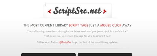 ScriptSrc.net