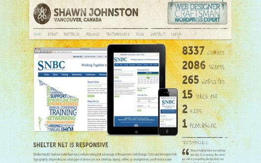 Shawn Johnston