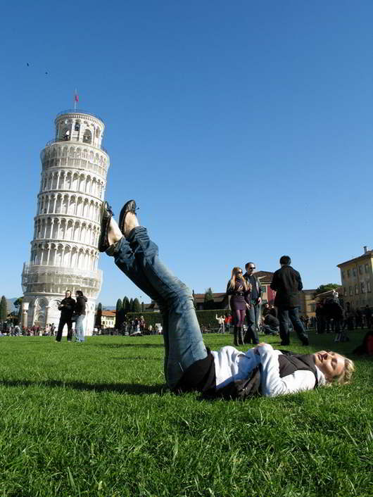 40 Brilliant Examples Of Forced Perspective Photography