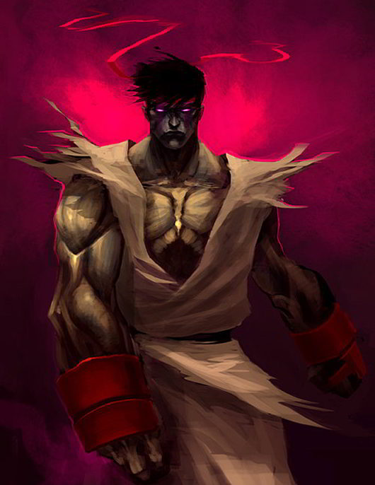 Dark Ryu 2