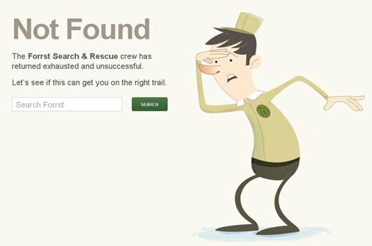Forrest_error_page