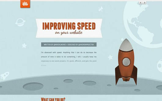 Improving Speed