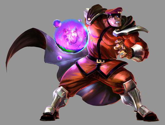 Marvel VS Capcom 2 M Bison
