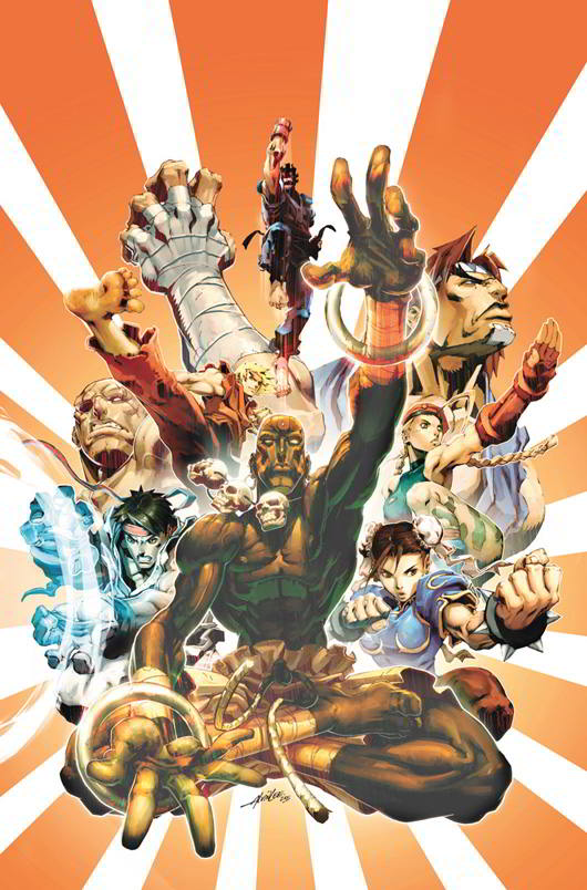 Street_Fighter_II_2_Cover_by_UdonCrew