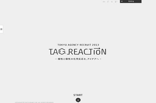 Tokyu Agency Recruit 2013