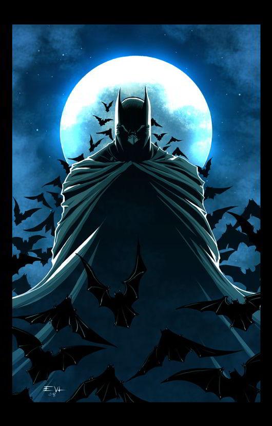 Batman__s_Revenge_by_ErikVonLehmann