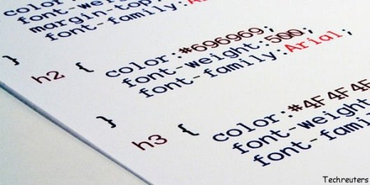 CSS codes for easy web styling