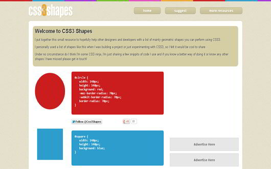 CSS3Shapes